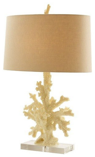 Arteriors Home Boca Coral Table Lamp   49626 845 Transitional Table Lamps