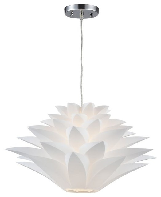 Sterling Industries 143-001 Inshes 1 Light Pendant