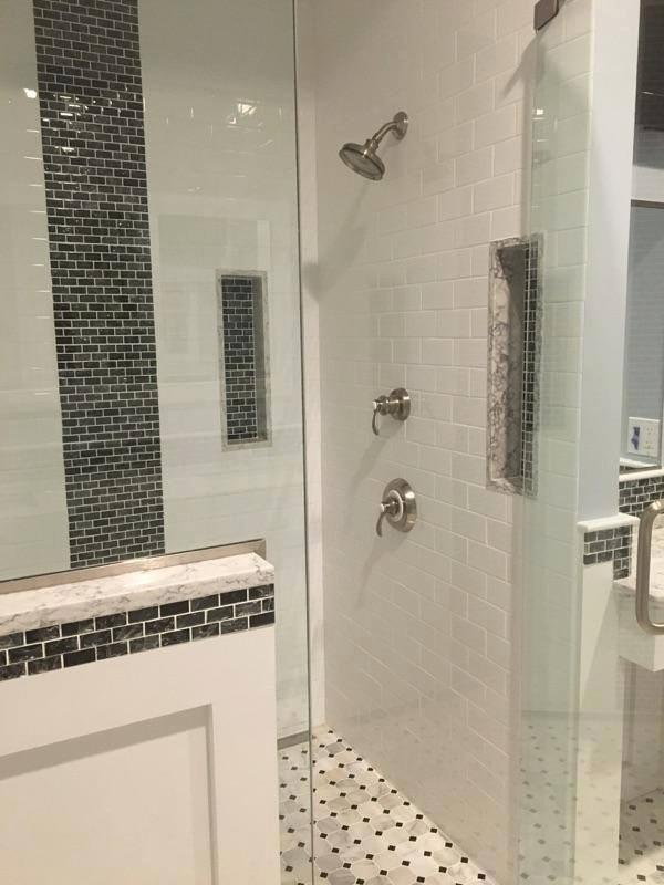 Belmont, MA. Bath Remodel