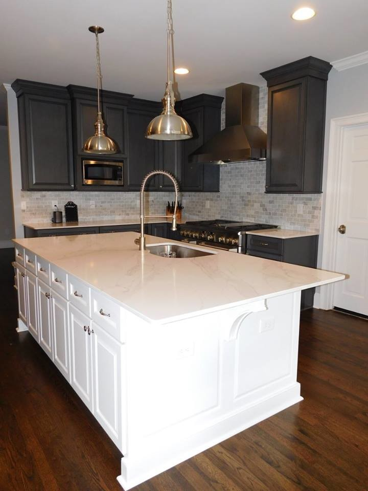Brookhaven Transitional Kitchen