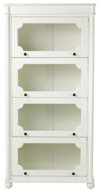 Essex 4-Shelf Barrister Bookcase
