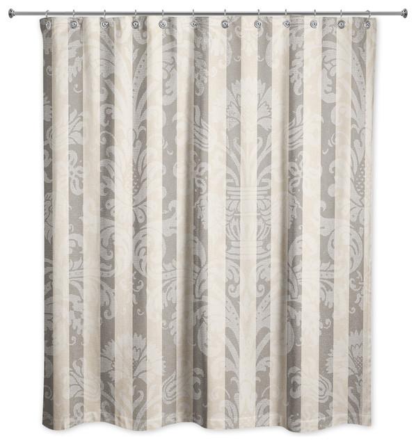Spooky Pattern I 71x74 Shower Curtain