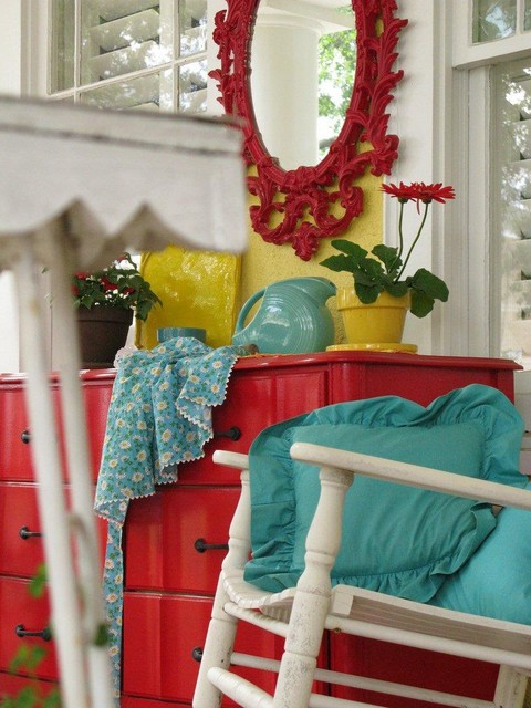 Favorite Color Combinations Turquoise And Red