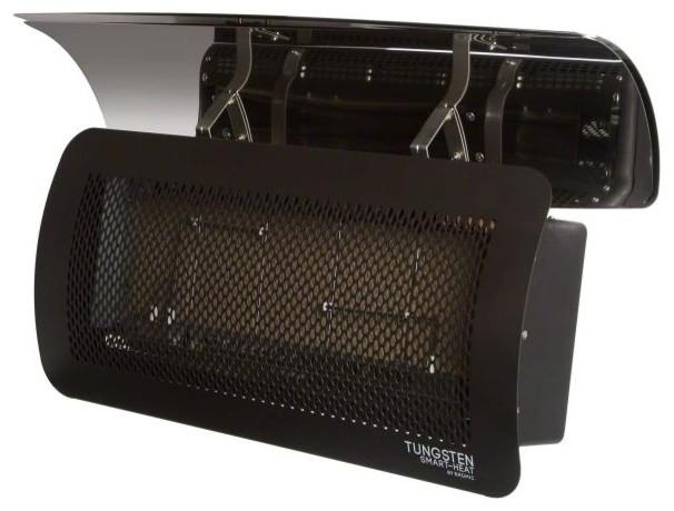 Tungsten 500 Series Smart Heat Outdoor Heater, Natural Gas modern-outdoor -decor - Tungsten 500 Series Smart Heat Outdoor Heater - Modern - Outdoor