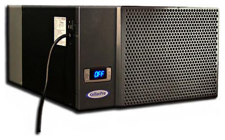 Cellarpro 1800xtsx Exterior Grade Wine Cellar Cooling Unit.