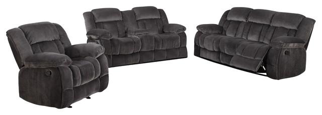 Beatrice 3-Piece Living Room Set.