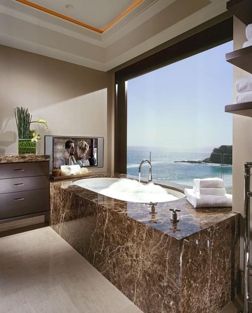 Seacliff modern bathroom
