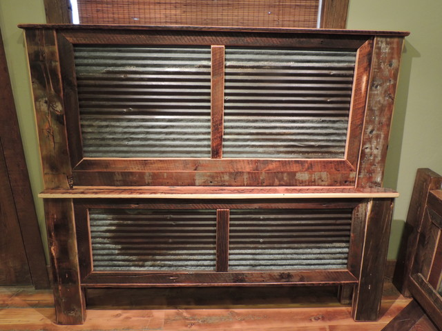 Barnwood Beds Rustic Beds Other By Four Corner