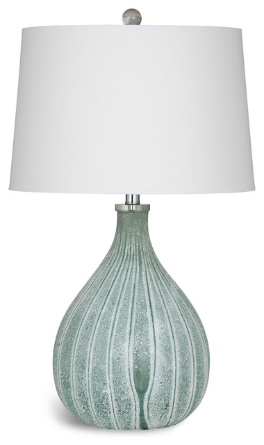 Nassau Table Lamp, Green.