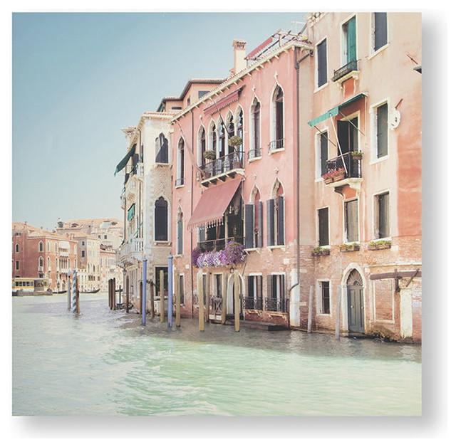 """Venetian Daydream"" Printed Canvas"