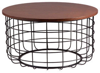 Celso Coffee Table, Black