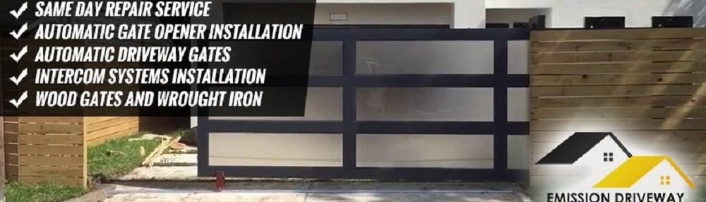 Emission Driveway Gates Repair Santa Monica Santa Monica Ca Us 90404