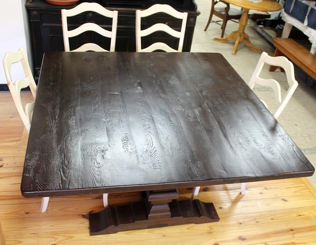 Rustic 60 Square Table
