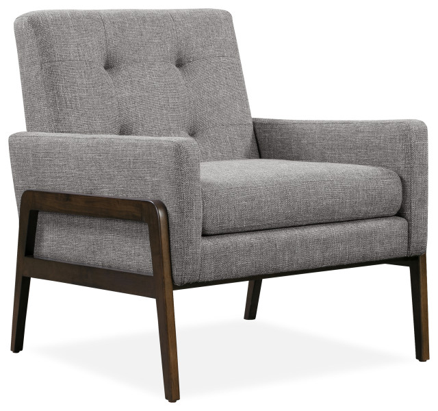 Lille Lounge Chair Midcentury Armchairs And Accent