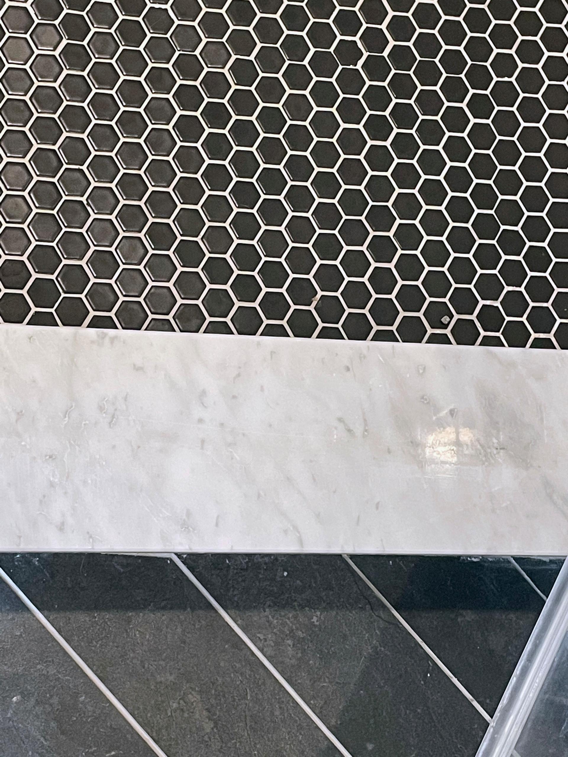Master bath flooring materials