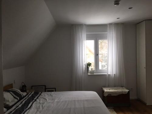 Farb- Und Gestaltungsideen Für Schlafzimmer Mit Dachschräge
