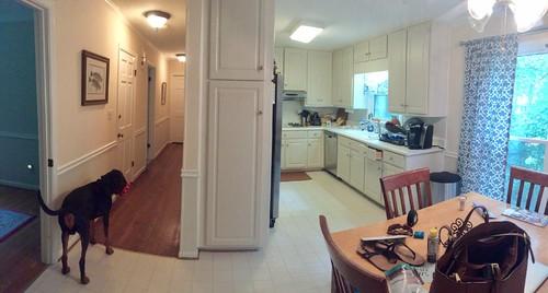 Should I Extend Kitchen Into Hallway? Part 94