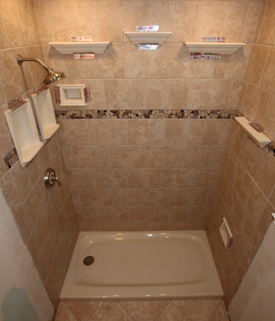 bathroom tile shower shelves recessed bathroom tile niches traditional bathtubs 16826