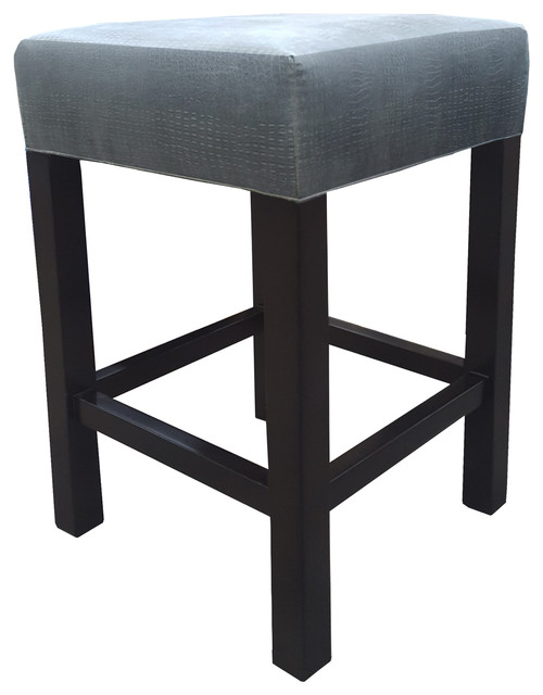 Wondrous Georgina Barstool Kravet Ophidian Midnight Transitional Ocoug Best Dining Table And Chair Ideas Images Ocougorg