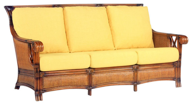 Pacifica Sofa, Dening Greige Natural.