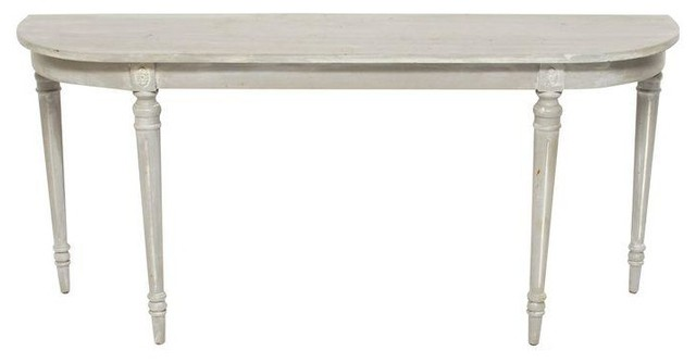 French Country Style Console Table Modern Console Tables By - French country style console table