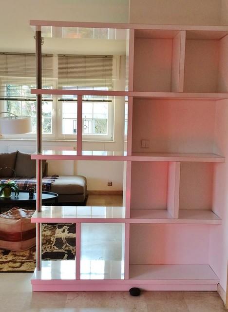 biblioth que claustra sur mesure dessin e par archi 39 in. Black Bedroom Furniture Sets. Home Design Ideas