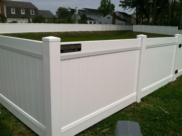 Combo 4 Ft Amp 6 Ft High Pvc Privacy Fence