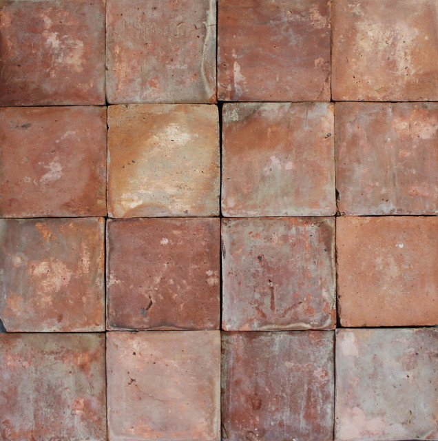 Vintage Elements 100 SqFt Reclaimed French Terracotta 6