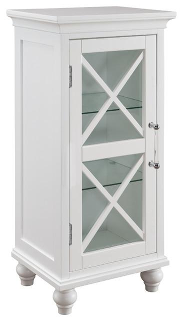 Blue Ridge Floor Cabinet With 1 Door.