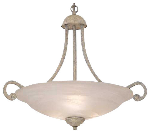 Designers Fountain 5463-FS 3 Light Pendant Continental Collection