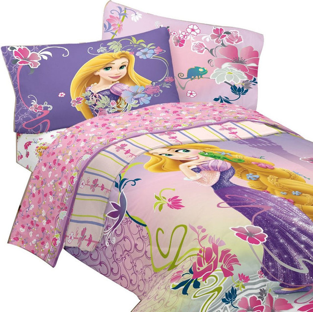 Disney Tangled Bed Set