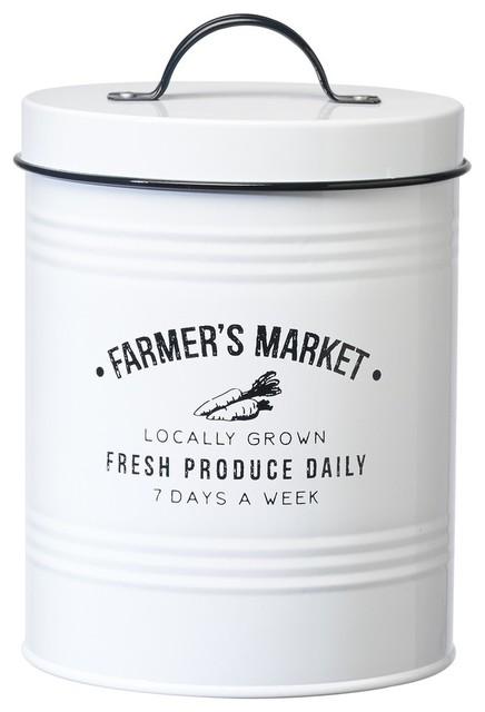 Farmer&x27;s Market Canister.