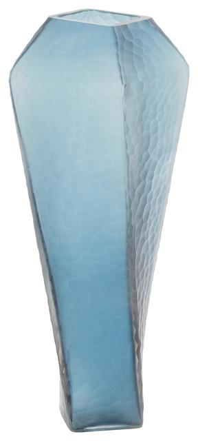 """GwG Outlet Glass Vase, 6""""x18"""""""