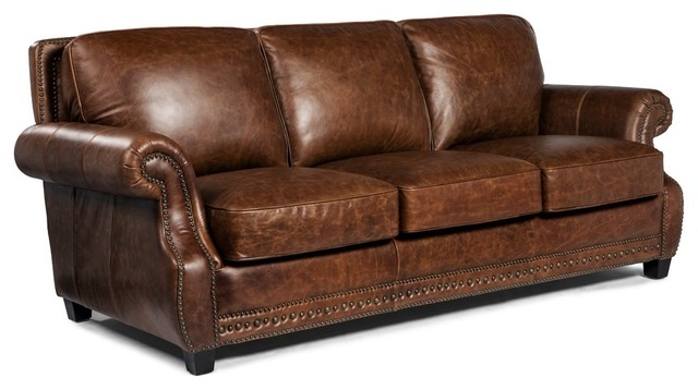 Pleasant Review Review Lazzaro Leather Prato Sofa Cocoa Gamerscity Chair Design For Home Gamerscityorg