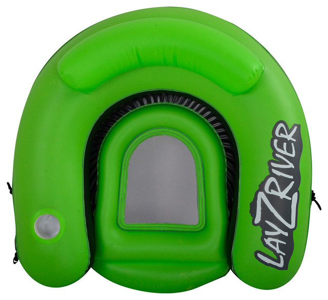 Lay-Z-River Inflatable Lounge River Float.