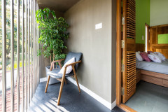 Thrissur Houzz: A Union of Brick Walls, Metal Screens & Mangalore Tiles