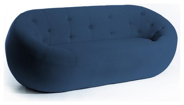 Capsule Sofa (2 seat) - Geyser