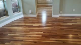 Acacia Natural Hard Wood Floors