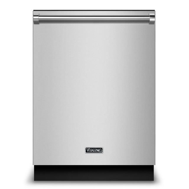 Viking 24 Wide Fully Integrated Dishwasher, No Water Softener.