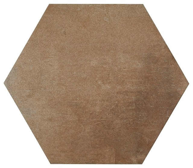 Natucer Boston Hex Porcelain Tile Wall And Floor Tile