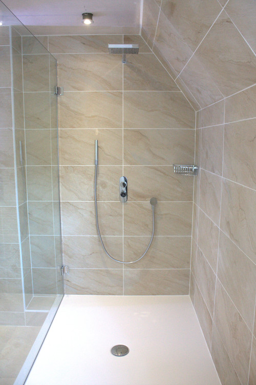 Which Is Better Shower Boarding Or Tiled Shower Walls