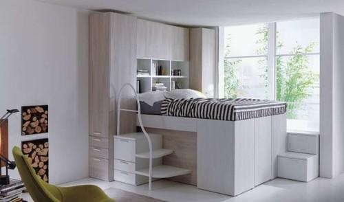 Progettare un letto a soppalco DIY