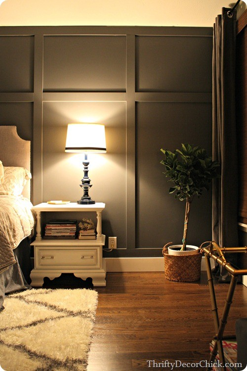 master bedroom paint color selection