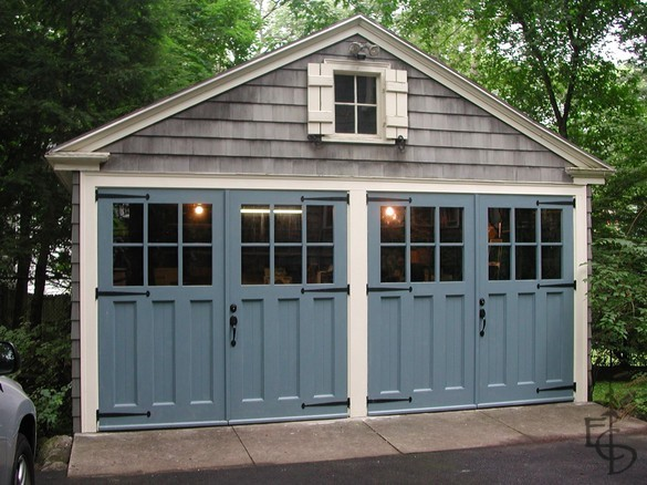 Not Just For Cars Garage Doors The Home