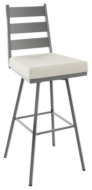 Amisco Level Swivel Barstool Transitional Bar Stools  : transitional bar stools and counter stools from www.houzz.com size 310 x 640 jpeg 22kB