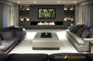 Best Ethanol Fireplace Insert. Ventless Fireplace Reviews ...