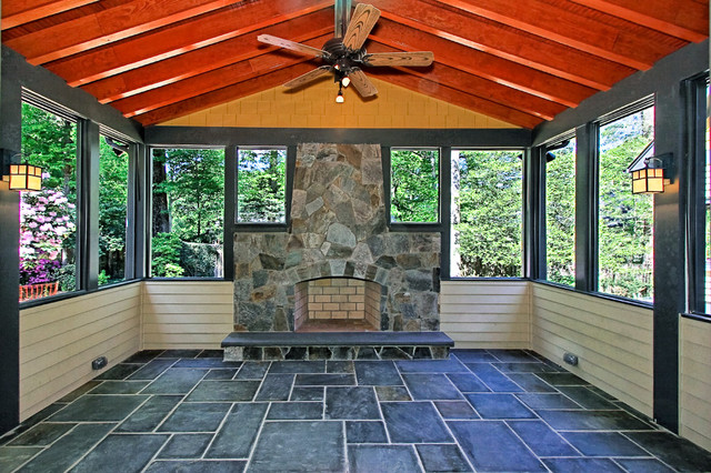 on porch small best porches sun enclosed decorating ideas