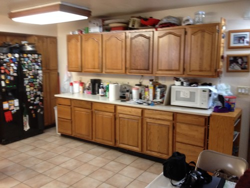 Dated Kitchen With Poor Layout Gets A Nice Update Do You