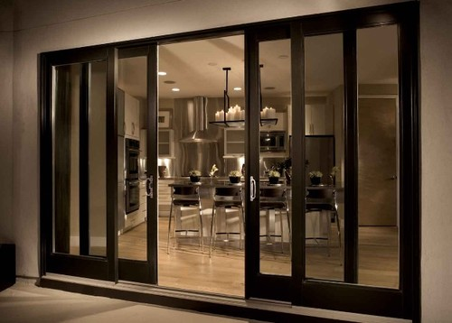 Window Coverings For Large Patio Doors?