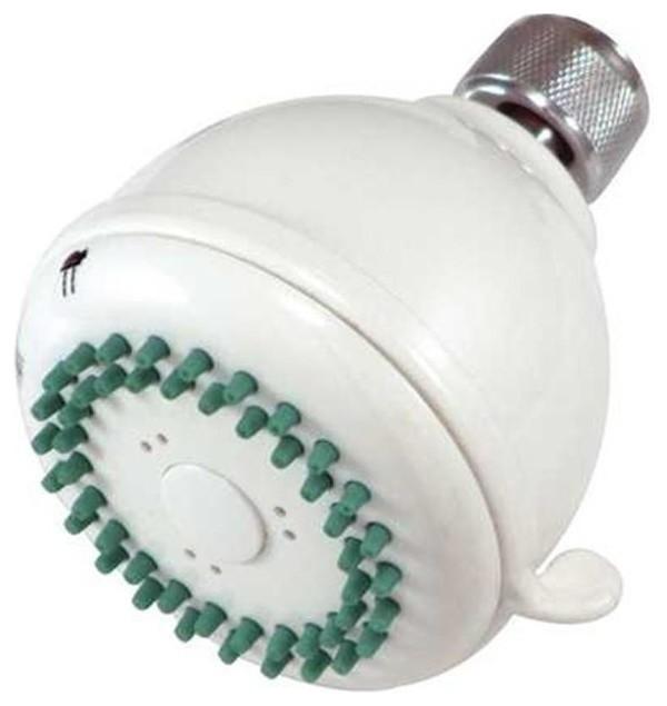 Kingston Brass Barcelona 3 Fixed Adjustable Shower Head